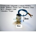 Condensador Volante Motoplat y Femsa NUEVO Derbi-Montesa-Ossa-