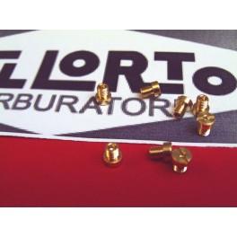 Surtidor principal 1.05mm NUEVO antiguos Dellortos series UA-MA-