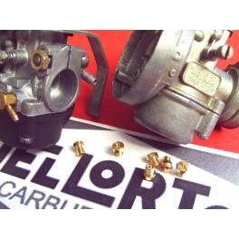 Surtidor principa 0.80mm NUEVO Dellorto ciclomotor serie SHA.