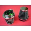 Cornetin filtro potencia NUEVO admision 42mm.