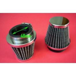Cornetin filtro potencia NUEVO admision 48mm.