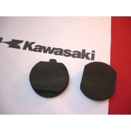 Juego de pastillas NUEVAS Kawasaki KZ650/750/900/1000(1975-1980)