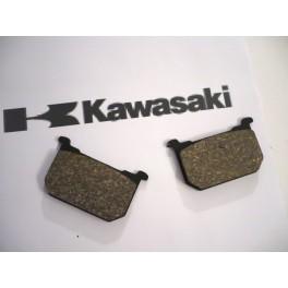 Juego de pastillas NUEVAS Kawasaki KZ 305/440/550/650/700/750/10