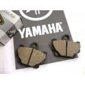 Juego de pastillas NUEVAS Yamaha XS400-XV500-XZ550-XJ650/750.
