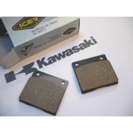 Juego de pastillas freno NUEVAS Kawa KZ650-1000-1300.