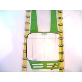 Portanumeros Acerbis NUEVO Universal mod. Flat (verde).