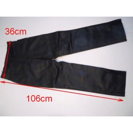 Pantalon Kayatsu tipo tejano, talla equivalente 36-38.