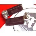 Reposapies traseros NUEVOS Montesa (fijacion esparrago M10)