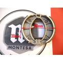 Mordazas freno delt. NUEVAS Montesa Cota 74-123--247-348-349.
