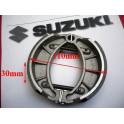 Mordazas freno trasero NUEVAS Suzuki DR50 Big.