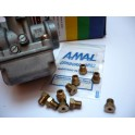 Surtidor principal. 45mm NUEVO Amal serie 500.