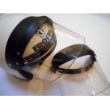 Visera pantalla transparente NUEVA adaptable cascos Bieffe,AGV,e