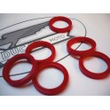 Reten refabricado horquilla (31.50x40x7) Ducati 125-160-175-200-