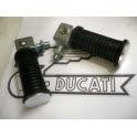 Reposapies traseros NUEVOS Ducati (paso 7/16 x 25mm)