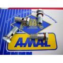 Tornillo racord-pipa NUEVO Amal serie 600-900-2000.