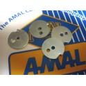 Chapa fijacion aguja a embolo NUEVA Carburadores Amal Ø 22.50mm