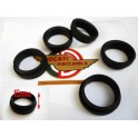 Goma fijacion soporte faro NUEVA Ducati barras de 35mm (15mm).