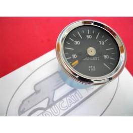 Reloj cuenta RPM. NUEVO Ducati 24h-Road-Scrambler (diametro 60mm