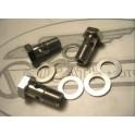 Tornillos racord aceite culata NUEVO Ducati 125-160-175-200-250-