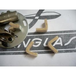 Fieltro plato ruptor NUEVO Sanglas 350-400-500.