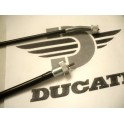 Cable y funda cuenta km. NUEVO Ducati Desmo-Twin-Vento (f. disco