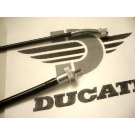 Cable y funda cuenta km. NUEVO Ducati Desmo-Twin-Vento (con freno de disco).