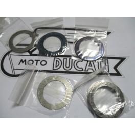 Arandela rozamiento cigueñal NUEVA Ducati 250cc-350cc (30x42x0,5)
