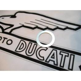 Arandela rozamiento eje puesta en marcha NUEVA Ducati (12x18x0,5).