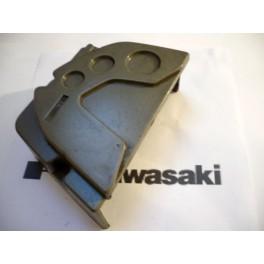 Tapa proteccion piñon ataque USADA Kawasaki KLX650 (1993).