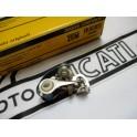 Juego platinos NUEVOS Ducati 125-160-175-200-250-350. (Original Ducati)
