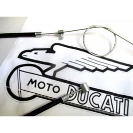 Cable de embrague NUEVO Ducati Carter estrecho.