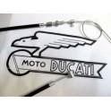Cable de freno delantero NUEVO Ducati Carter estrecho.
