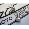 Juego tornillos deposito NUEVOS Ducati 125-160-175-200-250Deluxe.