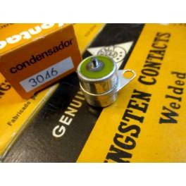 Condensador Original Kontact 3046 NUEVO Puch/Derbi/Torrot/Rieju/Gimson.