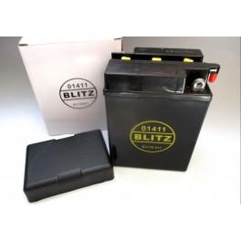 Bateria de Plomo BLITZ 6v 16AH NUEVA adaptable en Ducati/Sanglas 350