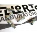 Tensor cable NUEVO carburador Dellorto (Metrica M5 / 0,75)