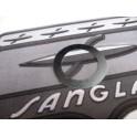 Arandela fieltro eje rueda NUEVO Sanglas 350-400-500S.
