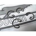 Circlip bulon piston NUEVO Ducati 125-160.