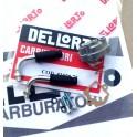 Set tapa superior + tensores cable NUEVO Dellorto SHA.