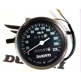 Velocimetro NUEVO Ducati 220 Km/h.