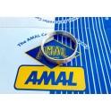 Adaptador rosca admision NUEVA carburador AMAL series 900.