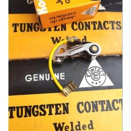 Juego platinos Original Kontact 1168 NUEVOS BMW R45 / R65 / R80 / R100.