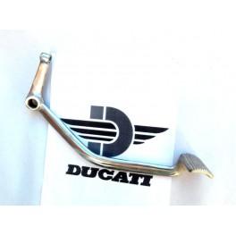 Pedal freno trasero NUEVO Ducati 350-500 GTL.-Bicilindrica-