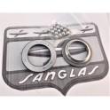 Cojinete direccion ORIGINAL Sanglas 350/400E-F/500S-S2. (IR-5012).