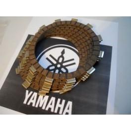 Jgo. discos embrague NUEVOS Yamaha XS250-XS400-XS750 (1977-80)