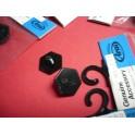Tornillos fijaciones pantalla NUEVAS casco Arai MX Pro (Negro).