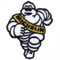 Parche bordado thermo-adhesivo Logo Michelin Tire Man.