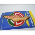 Parche bordado thermo-adhesivo Logo Ducati Bologna.