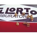 Surtidor principal 1mm NUEVO antiguos Dellortos series UA-MA-UB-