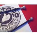 Cable y funda NUEVO Bultaco Streaker 74/125.